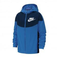 Nike JR NSW Woven Jacket striukė