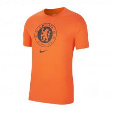 Nike Chelsea FC Tee Evergreen Crest 2