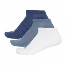 adidas Performance 3 Stripes No-Show 3Pak treniruočių kojinės