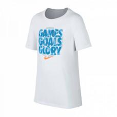 Nike JR Dry Tee Gomes,Goals,Glory marškinėliai