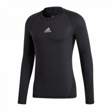 adidas Jr AlphaSkin LS Shirt